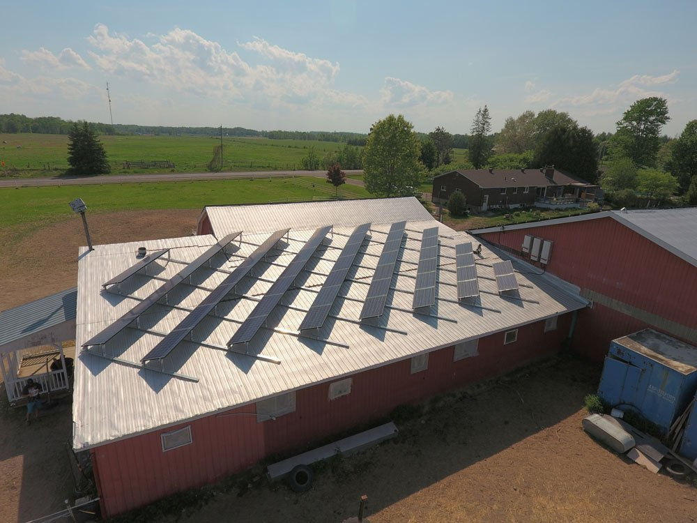 Solar Operations and Maintenance - Smith Farm Project
